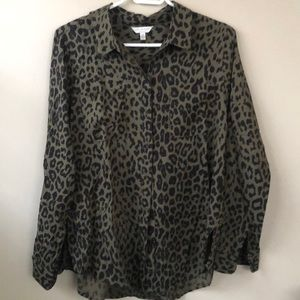 Lucky Brand Blouse - size L